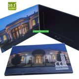 promotion/business gift real estate video brochure with USB cable,real estate video brochure