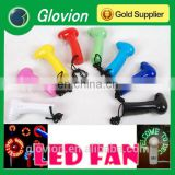 Hot sale mini electric massege fan fancy hand fans