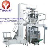 Shanghai manufacturer CE certificate Automatic dumplings frozen food Vertical combination Weigher Packaging Machine on sale