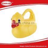 cheap outdoor plastic watering can duck