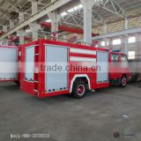 DONGFENG 4x2 Water Tank Fire Truck for sale 6000L