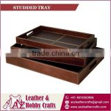 Different Size and Shape Top Grade Studded Tray for Various use