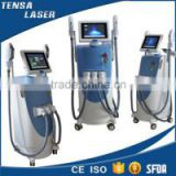 new technolgoy 3 in 1 multifunction ipl shr plus opt plus q switch nd yag laser