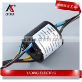 China factory SRH3899-18P through bore slip ring, electric swivel slip ring