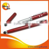 LED touch screen pen for smart phone