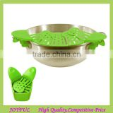 Best hot sell Clip On Strainer Pot Strainer Clip Snap and Strain Strainer
