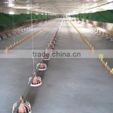 good price of automatic poultry feeding equipment flooring or ground type applicable for chicken broiler layers farming house
