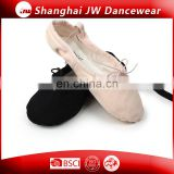 Quality Canvas ballet shoes wholesale / ballet slippers