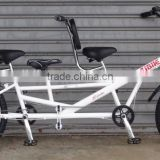 AiBIKE - EXCURSION - 24 inch 6 speed 3 seater family bike
