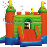 Air inflatable bouncer castle / bouncer inflatable trampoline with CE for sale
