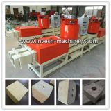 Zhengzhou Invech wood block extruding machine