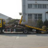 Flatbed Wrecker Tow Truck