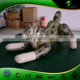 Inflatable Snow Leopard with SPH, Inflatable Big Toys with Sex Animal for Sale