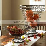 Iron Fruit Basket,Designer Metal Fruit Basket,Fruit Basket