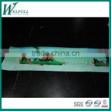 Foil yoga mat,camping mat, picnic mat can be printed by customer pictures