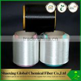 Hot Sale Polyester Twisted Yarn Fdy 100/144 White Low Melting