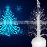 color changing led flash light mini Christmas tree Wholesale