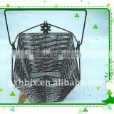 Paper rope wire square hanging storage scrap baskets