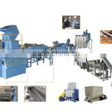 plastic scraps recycling machine plastic bottle recycling machine