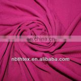 100% woven viscose fabric solid dyed fabric