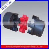 Hydraulic pump gearbox coupling/motor acessories