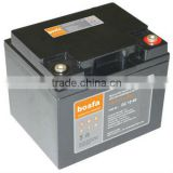 12v48ah valve regulated lead acid deep cycle power volt battery