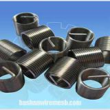 High quality Stainless steel 304 M8X1 screw thread coils/heli/coil thread insert
