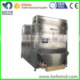 Recycling plastic color sorter, separating machine