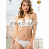 new night bra panty set embroidery lingerie set push up bra Turkish quality