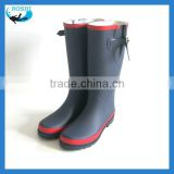 Fashion ladies cheap rain rubber boots