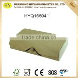 cheap birch veneer wood packaging box for jewlery wholesale