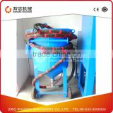Abrasive Sand Blasting Machine With Pneumatic Valve Control for Cleaning Vehicles and Motors