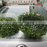 small artificial grass ball for sale,wholesale artificial grass ball