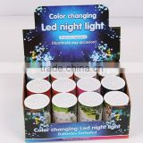 newest chrismas light decoration chrismas LED light led night light