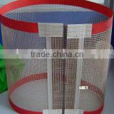 PTFE conveyer belt/Textile drying