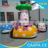2015 china kids fun equipment ladybug paradise for sale with luxury lights and good painting