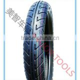 <b>Dual</b> <b>Purpose</b> Tread Pattern <b>Motorcycle</b> Penuamtic Rubber Tyre