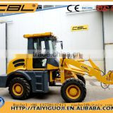 HY910 1000kg China mini tractors with front end loader for sale