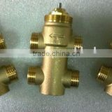 3 Way <b>Valve</b> <b>Operated</b> By Electric Actuator