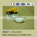 chinese ceramic sauce boat wholesale