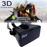 3D VR Glasses Helmet Headset Movies Virtual Reality For 3.5-5.7''SmartPhone VR041