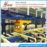 Aluminium Extrusion Table With Rolls And Belts Conveyors