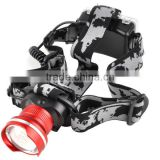 Factory Price! LED 920lm Stretch Focus Adjustable LED Headlamp