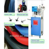 Waterproof zipper thermal lamination machine