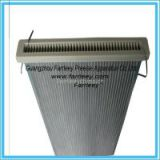 Ptfe Membrane Flat Panel Industrial Pleated filter