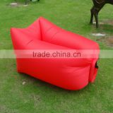 outdoor 3 season inflatable beach air lounge sofa bed sleeping bag
