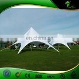 Excellent Quality largest camping tent,big star tent,white wedding tent