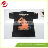 China Manufacture Sublimated Dry Fit Polo Shirt