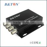 4-ch <b>Video</b> <b>Converter</b> for <b>Video</b> Optical Transmission <b>System</b>