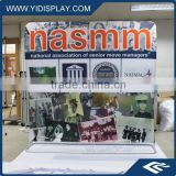 250g Recyclable Polyester Wedding Backdrop Fabric Banner